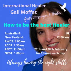 How to be the best healer